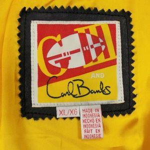 Carl Banks GIII Jackets   Coats - Kansas City Chiefs Leather Jacket G-III  Men s a5e9eba0c